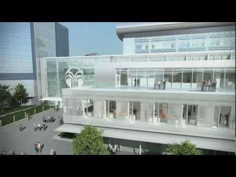 Nu Skin Innovation Center @75WestCenter The Innovation Center is being built with distributors in mind. There will be a lot of space for distributors to get excited about and use often. The new Innovation Center is truly on the cutting edge, an ideal reflection of Nu Skin.