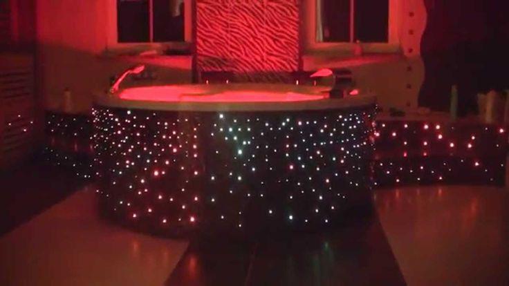 Oświetlenie Łazienki - aranżacja łazienki LED - projekt łazienki