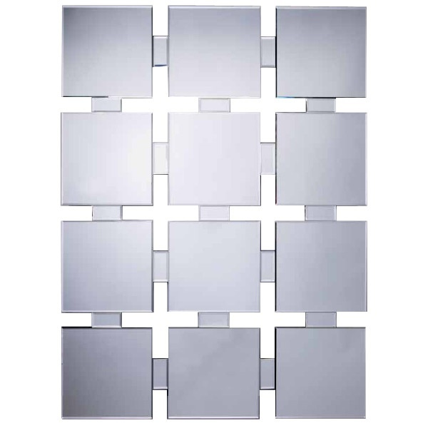 mirror mirror square mirrors diy kitchen illusion small spaces ikea