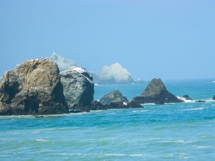 Rockaway Beach, Pacifica, California #PersephoneSlip