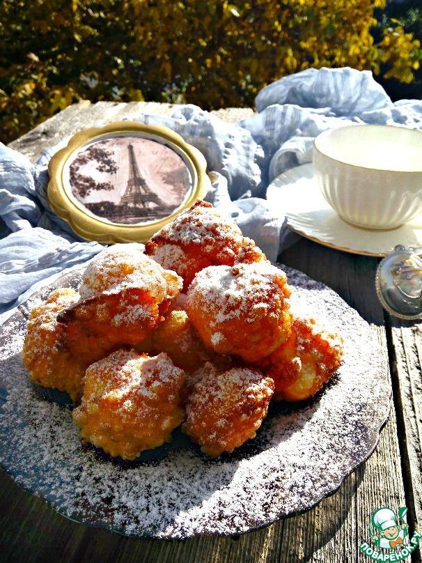 рецепт пончиков новый орлеан