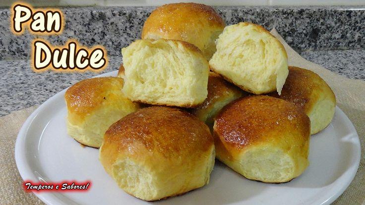 PAN DULCE Tunja - fácil y muy delicioso