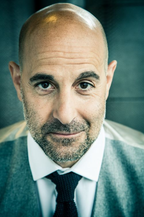 STANLEY TUCCI was born in Peekskill, New York, and grew up in nearby Katonah, the son of Joan (née Tropiano), a secretary and writer, and Stanley Tucci, Sr., an art teacher at Horace Greeley High School in Chappaqua, New York. His parents, both of Italian descent, had roots in Calabria.[8] He is the oldest of three children; his sister is actress Christine Tucci. During the early 1970s, the family spent a year living in Florence, Italy.