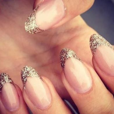 Round Up Of The 50 Prettiest Almond Nails On Pinterest – SOCIETY19