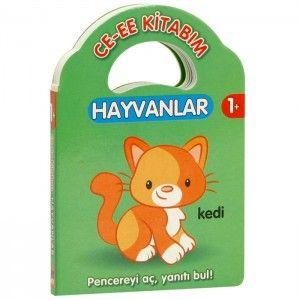 Ce-ee Hayvanlar Eğitici Temel Bilgiler Kitabı  Oyunjax Yeni Nesil Eğitici Oyuncaklar   Çeşitli ve uygun bebek ürünleri, güvenli çevre dostu bebek oyuncakları online satış #eğitici #oyuncaklar