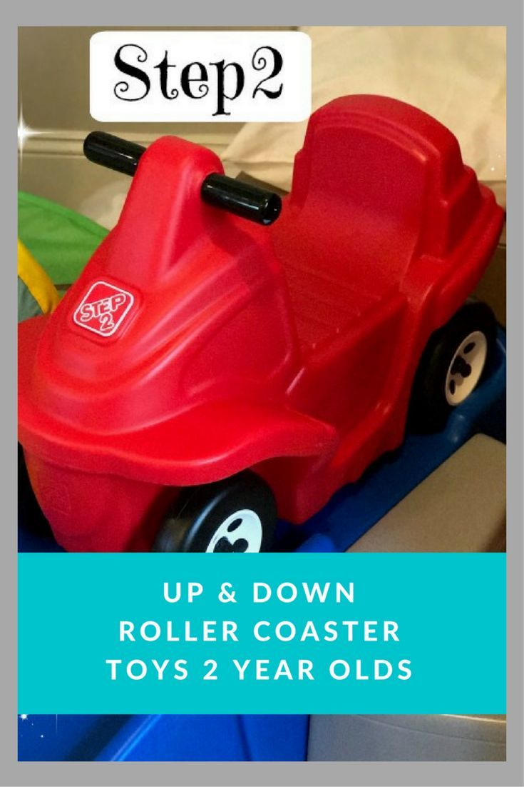 Toys 2 year olds - Step2 Roller Coaster - Step2 Extreme Roller Coaster - Ride on toys