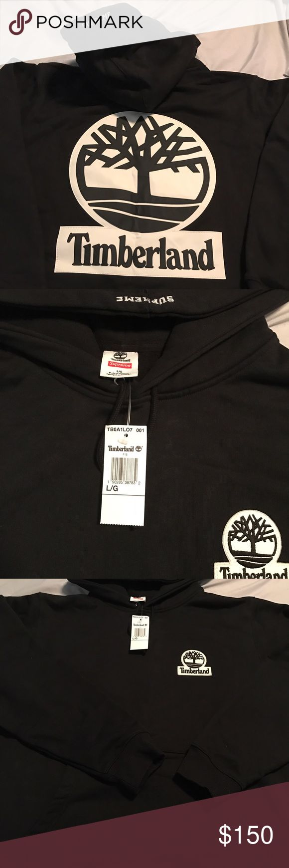 Supreme Timberland Hoodie (unisex) New Never Worn Supreme Hoodie. Size: Large Supreme Other