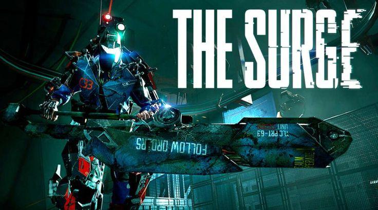 """Reseña: """"The Surge"""" – El Club de un Gamer"""