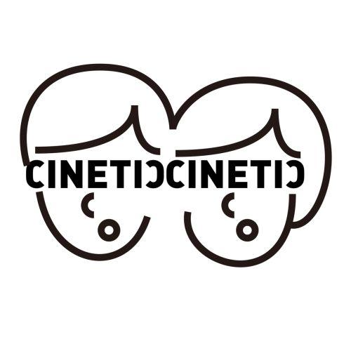 kyoutaro-works:  CINETIC 映像活動をしている二人のロゴを制作しました。