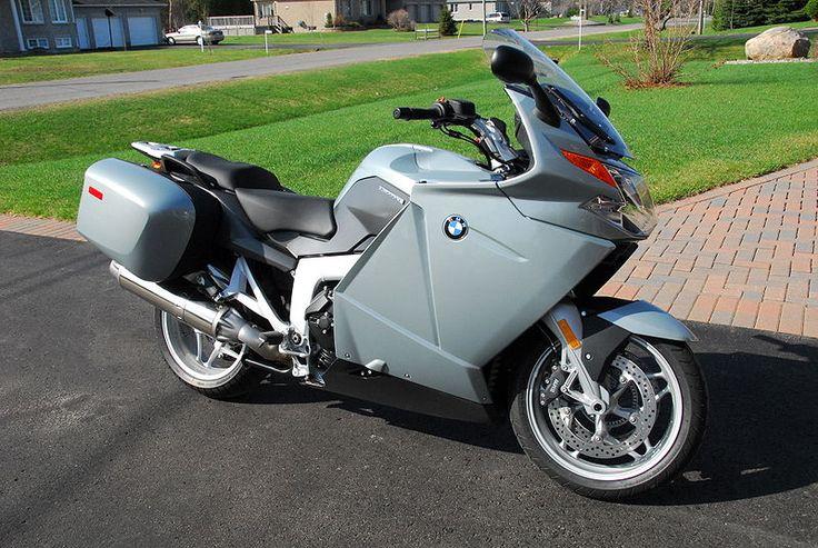 BMW K1200GT grey