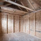 Best Barns Regency 8 ft. x 12 ft. Wood Storage Shed-regency812 - The Home Depot