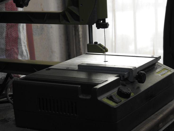 Proxxon kıl testere Makinesi mini model...
