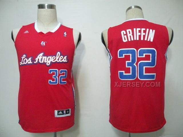http://www.xjersey.com/clippers-32-griffin-red-lac-jerseys.html CLIPPERS 32 GRIFFIN RED LAC JERSEYS Only $34.00 , Free Shipping!