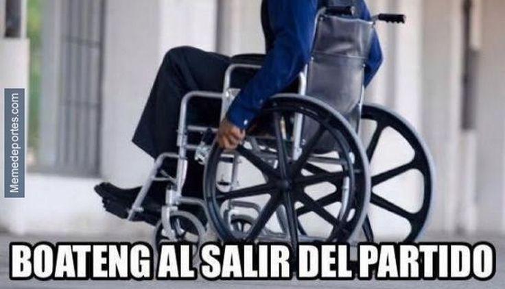 Barcelona vs. Bayern Munich: Memes del baile y 'sembrada' de Messi a Boateng #Peru21