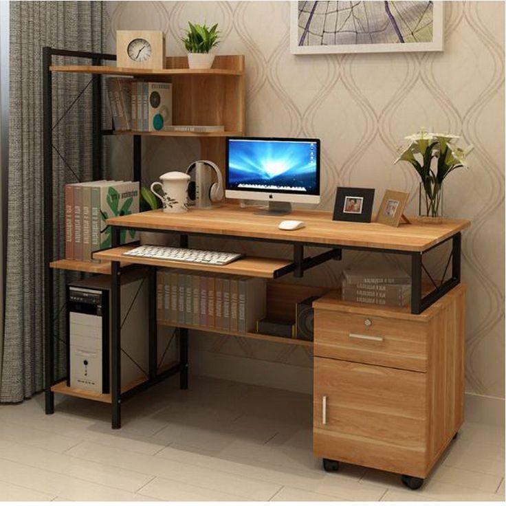 die besten 25 individualisierter computertisch ideen auf. Black Bedroom Furniture Sets. Home Design Ideas