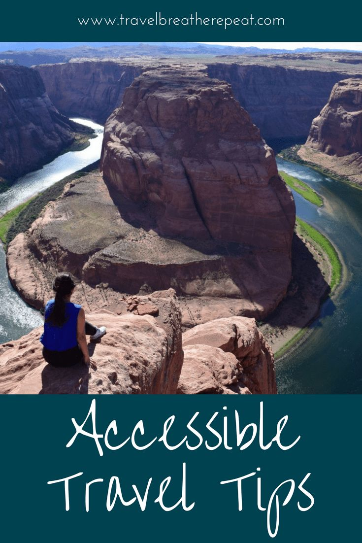 Accessible travel tips; special needs travel