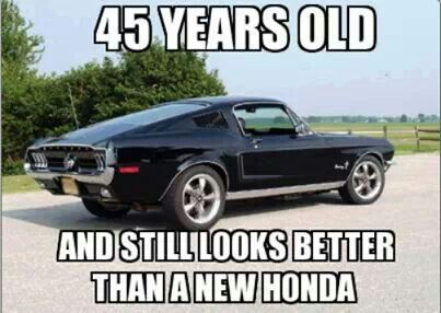 Vintage Muscle Car Black Car Stuff Pinterest Cars Mustang