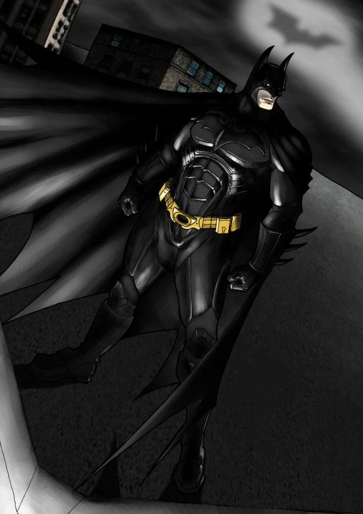 #Batman #Fan #Art. (Batman Dark Knight) By: Ronnie Solano. (THE * 5 * STÅR * ÅWARD * OF: * AW YEAH, IT'S MAJOR ÅWESOMENESS!!!™) ÅÅÅ+