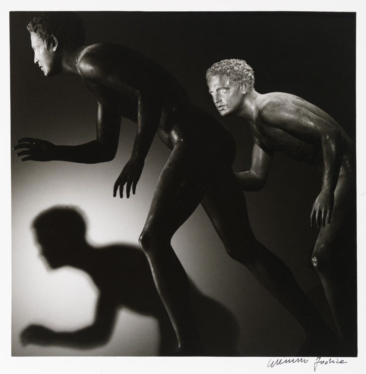 """Mimmo Jodice - Sculptures - Museo Nazionale, Napoli, 1986 """"La Magnifica Ossessione"""" www.mart.tn.it/magnificaossessione"""