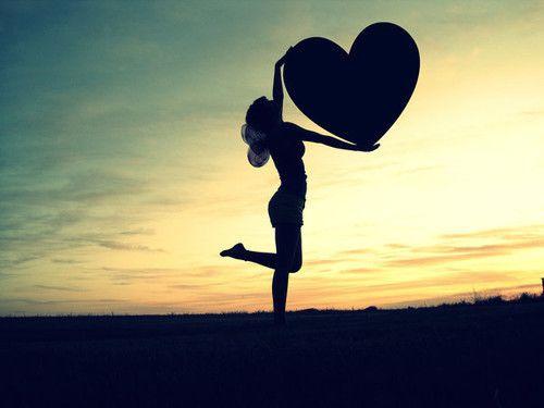 heart: Love I, Photos Ideas, Love Photos, Silhouette, My Heart, Valentines Day, Love Heart, Big Heart, Photography Ideas