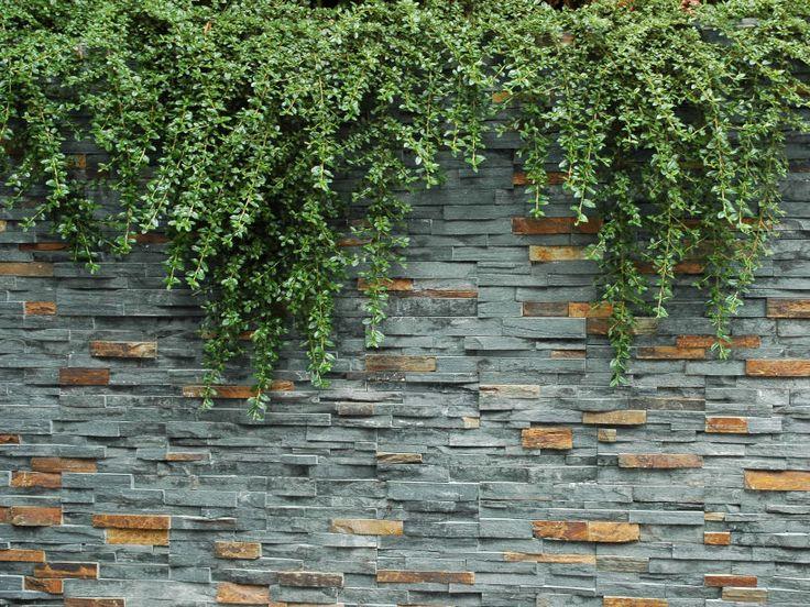 Stonewall panel: Otway stonewall panel garden feature wall