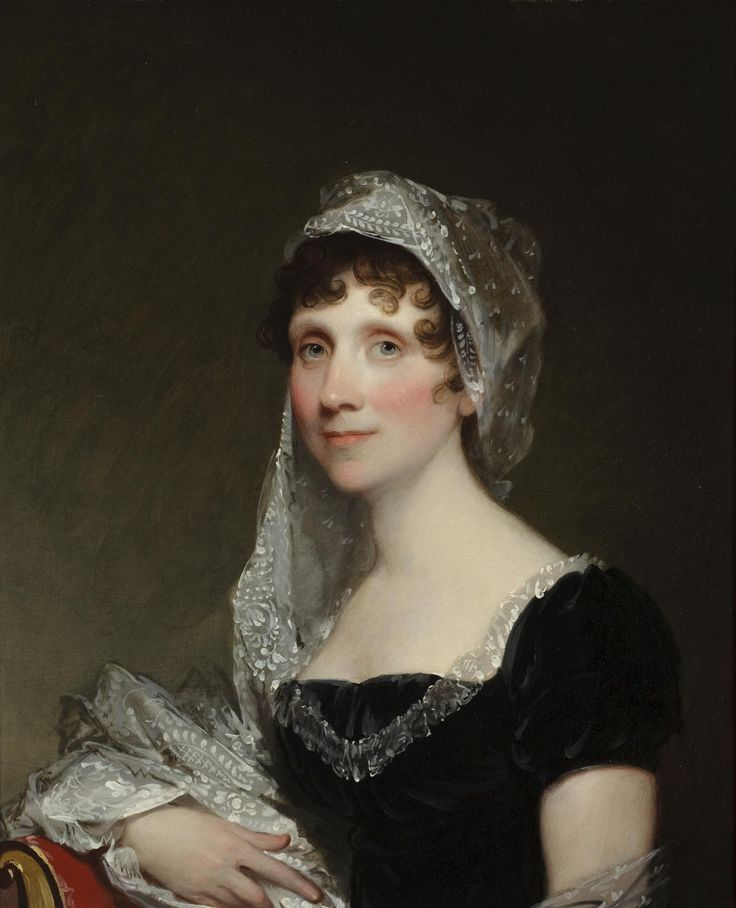 Gilbert Stuart Lucinda Smith, Mrs. George Alexander Otis | The Museum of the Shenandoah Valley