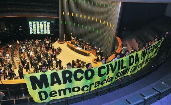 G.H.: Câmara aprova Marco Civil da Internet
