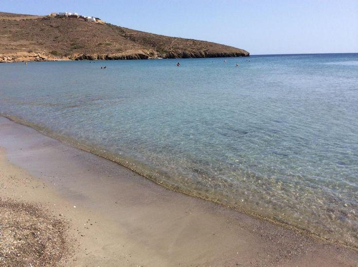 Steno beach, Astypalea island