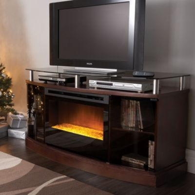 'Jude' Electric Fireplace Entertainment Console - Sears | Sears Canada