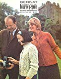 Free Kindle Book -   Blarney Stone Set: Vintage 1960s Men's Women's Child's Cardigan Knitting Pattern