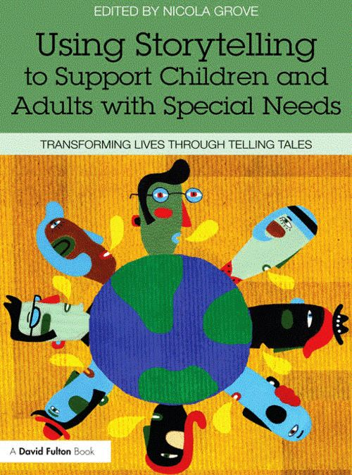 Book review of Nicola Grove's `Using Storytelling to Support Children with Special needs'