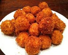 Buffalo Chicken Cheese Balls