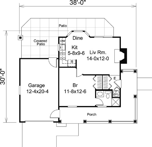 161 Best 500 Sq Ft House Images On Pinterest Small