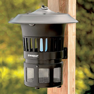 hanging dynatrap insect eliminator covers up to acre this pest eliminator attracts and traps mosquitoes and other flying insects
