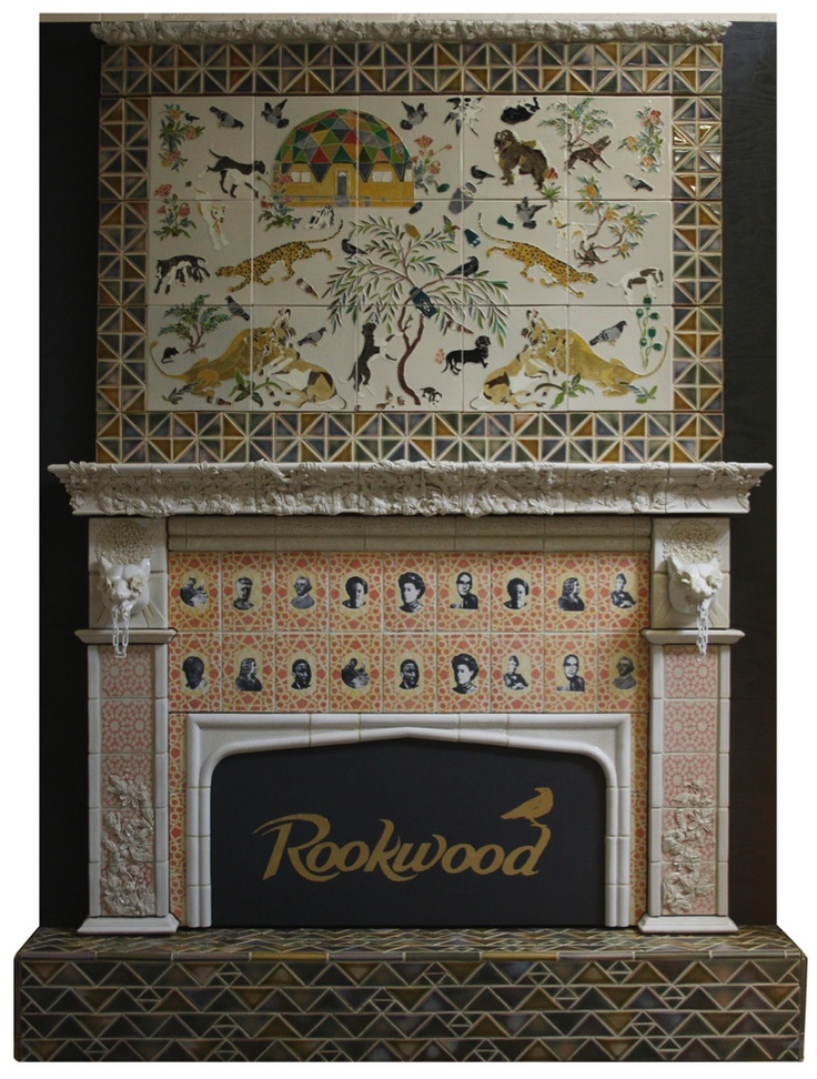 A Great Fireplace From A Collaboration Between My Niece Katie Parker Guy Michael Davis And