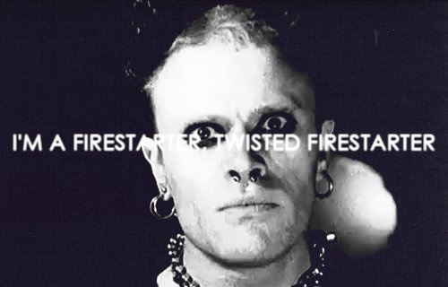 The Prodigy - Keith Flint