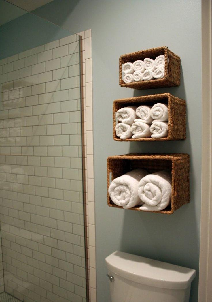 Nice idea when you have shortage of drawer or closet space in bathroom. Not sure having it over the toilet is a good idea (back splash, must remember to close cover)