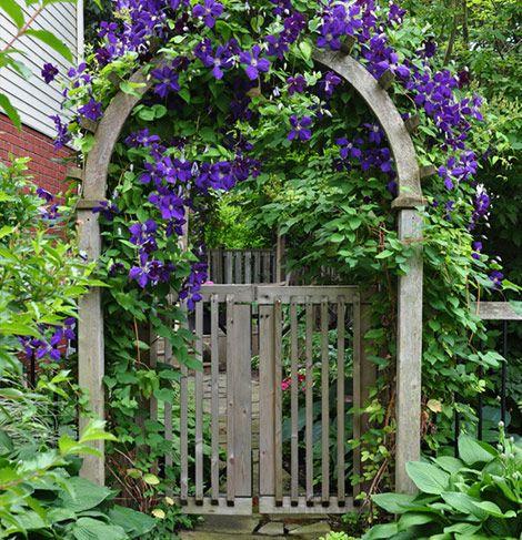 38 Best White Fence Ideas Images On Pinterest White