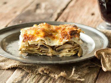 Steinpilz-Lasagne _mag