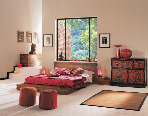 les 25 meilleures id es concernant chambre coucher de style japonais sur pinterest porte. Black Bedroom Furniture Sets. Home Design Ideas