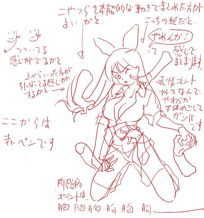 Anime Character Design Tutorial : Art by  website http pixiv member