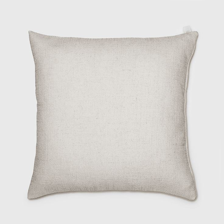 Lennol | RAFAEL Linen mix cushion, off-white