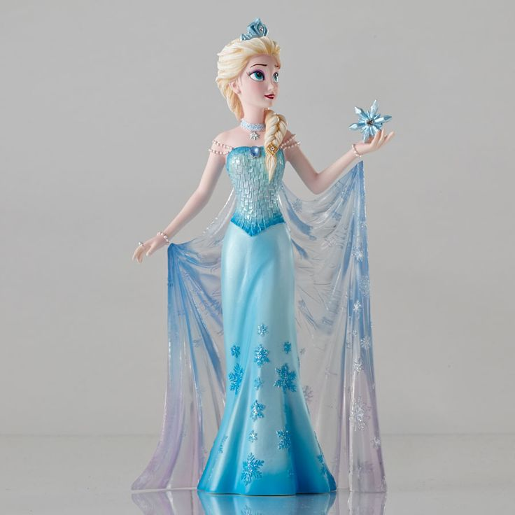 Disney Showcase Frozen Elsa Couture De Force Figurine Disney Collectibles
