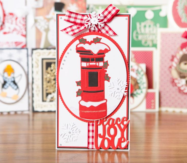 Our @tonicstudiosuk Rococo Pick of the Week packed with festive crafting kicks off Friday 17th June @ 12pm! / cardmaking / papercraft / craft / scrapbooking
