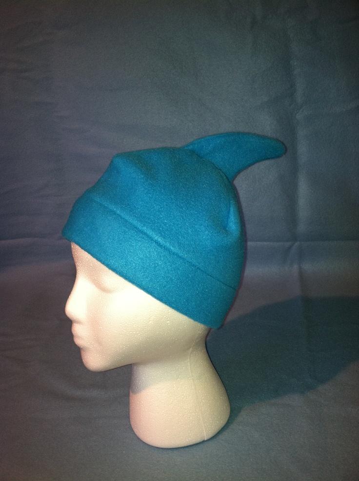 Cool Fleece Shark Hat
