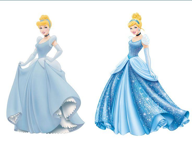 Update: Disney Defends Controversial Merida Makeover ...