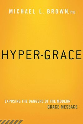 Book Review: Hyper-Grace by Michael L. Brown   http://www.cherylcope.com/book-review-hyper-grace-by-michael-l-brown
