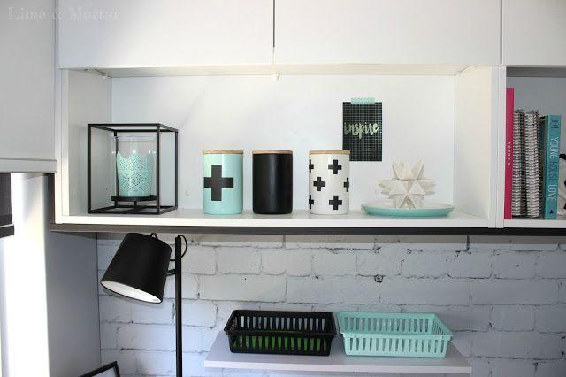 Mint, study Lime & Mortar