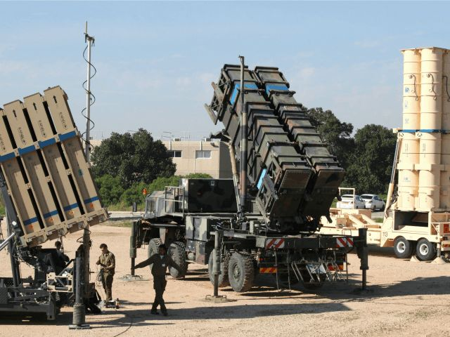 #Israel #official:  #Patriot missile hit #Syria #drone  ➡ http://www.kplctv.com/story/35261485/the-latest-israel-official-patriot-missile-hit-syria-drone