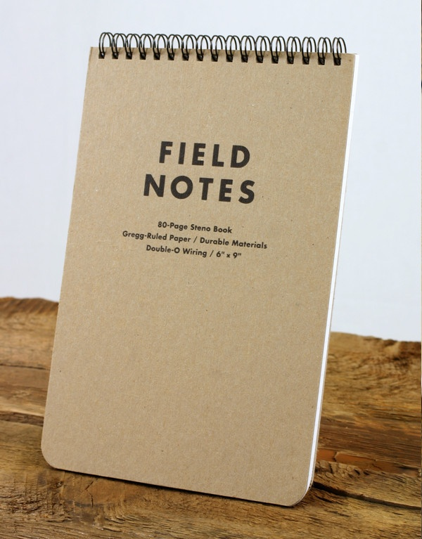 Best Notebooks Nirvana Images On   Field Notes